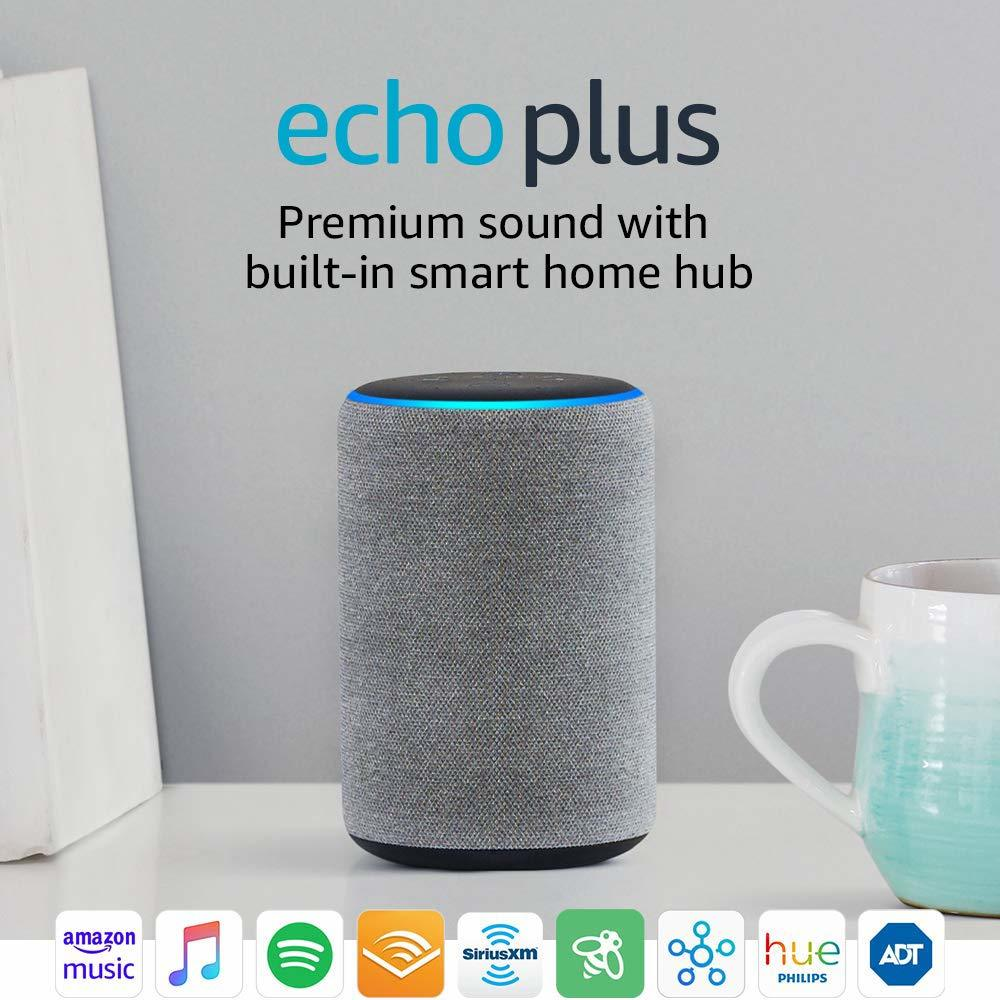 Alexa Echo Plus Smart Technology