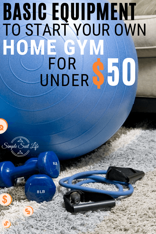 We purchased a home and decided to use the money being spent monthly on gym memberships, to invest in our own home fitness needs that would satisfy our workout routines. ​First, we prioritized the list of ​equipment and fitness accessories we wanted. We set a $50 limit/month on the basic fitness essentials for our in-home gym, made it work in our fitness routine and are really happy with the stash of equipment we built up. #BasicEquipmentForHomeGym #WorkoutAtHome #SmallHomeGymIdeas