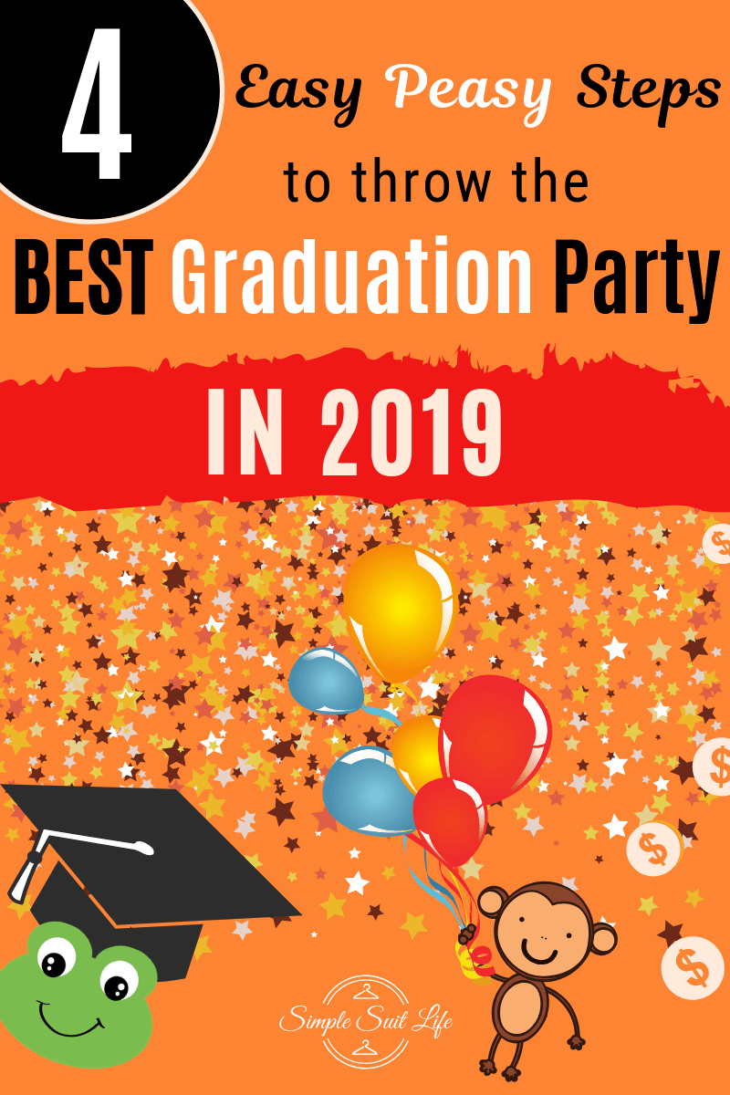 I never go crazy all out when it comes to parties. I think keeping it simple, classic and fun is the most important part! Graduations are a celebration that bring friends and family together. These are great ideas to keep the focus on the graduate and fun ways to celebrate them! #GraduationPartyIdeas #FeedingACrowd #GraduationPartyFoodIdeas #GraduationDecorations