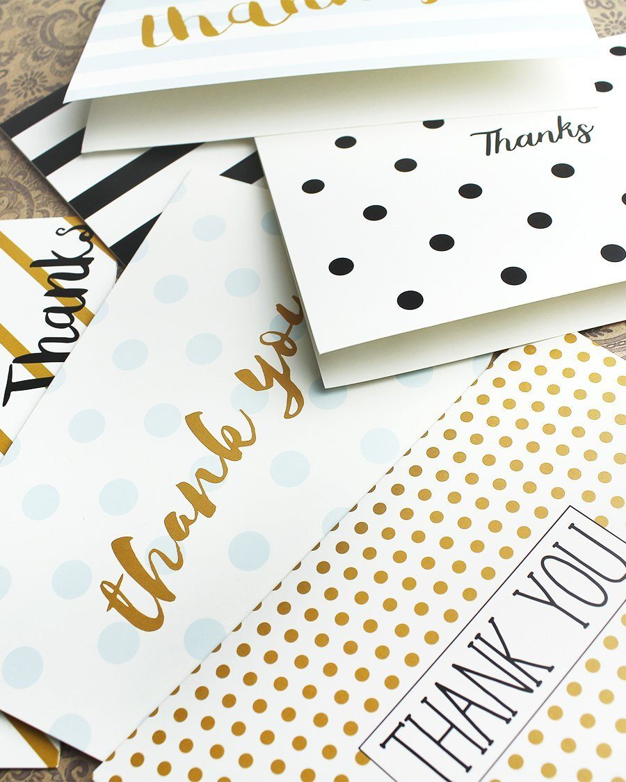 Thank you cards graduation party ideas