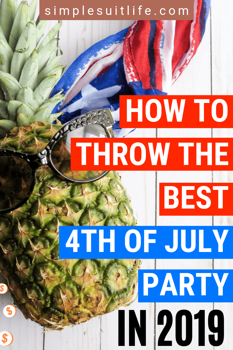 These are some awesome 4th of July party ideas to make a gathering the summer's hottest bash! #4thofJulyPartyIdeas #PartyCity #4thOfJulyDrinks