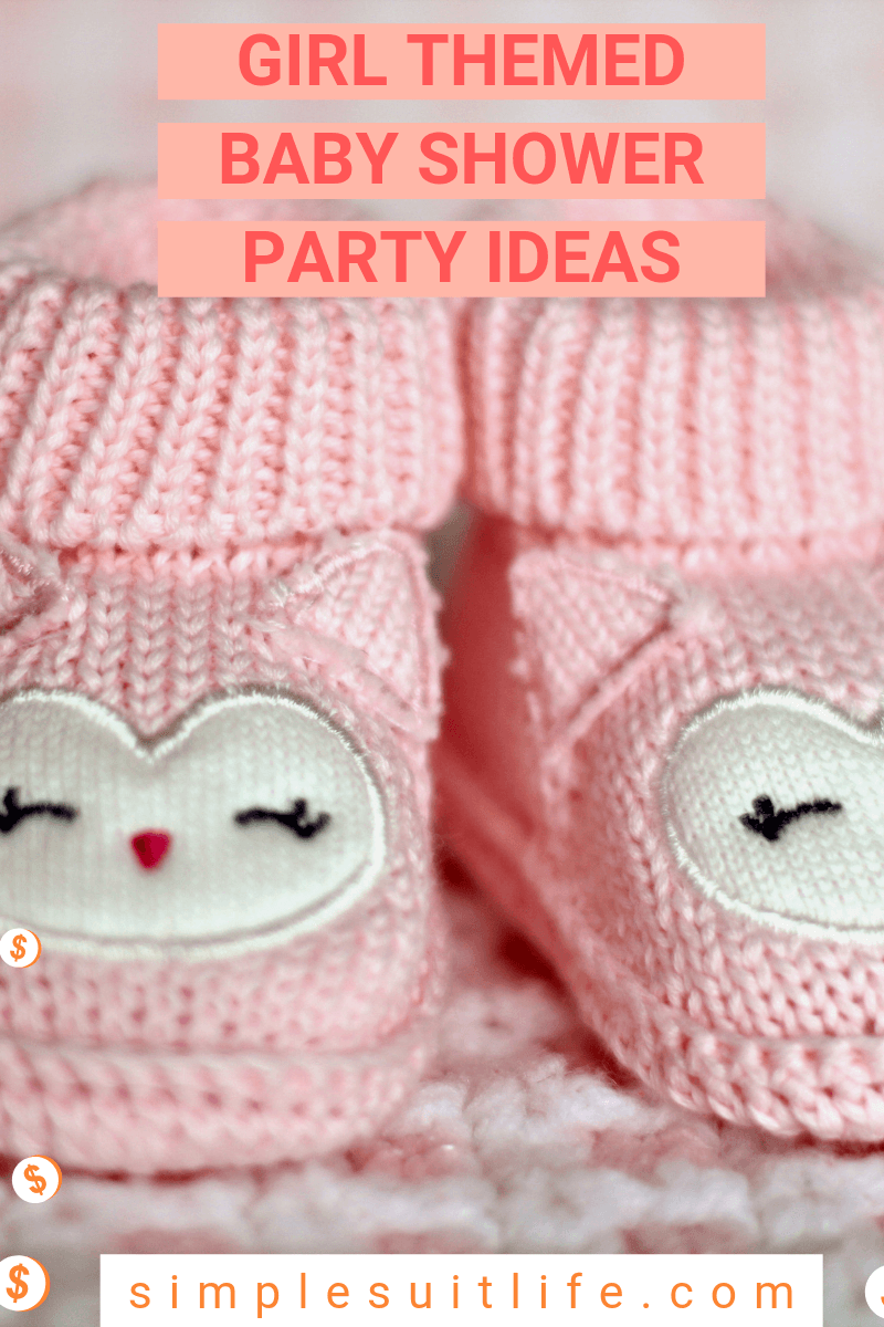 ​Do you have the honor of hosting a shower for a baby girl? I'm not sure who will have more fun decorating, you or the mom-to-be! Check out these awesome girl themed party ideas to make your girl themed baby shower the best! #BabyShowerForGirls #BabyShowerPartyForGirl